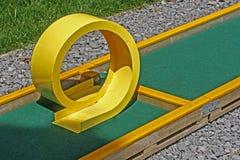 Малый гольф 13 Стоковое фото RF