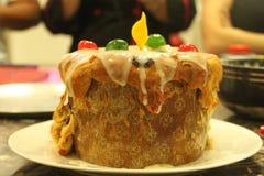 Малый десерт, snacking, еда закуски, здоровая, десерт Стоковое Изображение