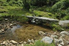 Малый каменный мост колотушки стоковое фото