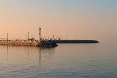Малый маяк Стоковые Фото