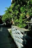 Малый переулок Стоковые Фотографии RF