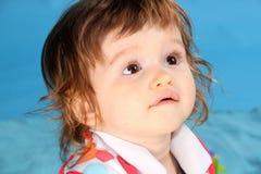 Малый портрет мальчика Стоковое фото RF