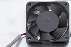 Малый пластичный вентилятор Стоковые Фотографии RF