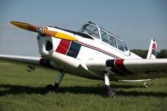 Малый самолет Стоковая Фотография