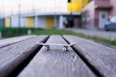 Малый скейтборд пальца Стоковая Фотография