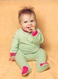 Малый смешной ребенок Стоковые Фото