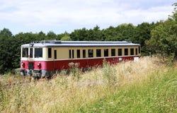 Малый тепловозный поезд Стоковые Фото