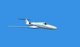 Малый частный самолет Стоковые Фотографии RF