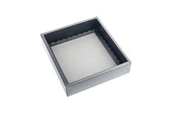 Малый черный ящик Стоковое Фото