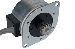 Малый электрический шагая мотор с Стоковые Изображения RF