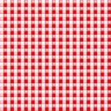 Малым ткань наблюданная красным цветом белая иллюстрация штока