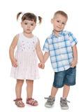 2 малых дет Стоковая Фотография RF