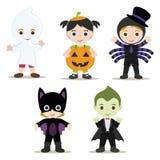 Малыши хеллоуина бесплатная иллюстрация