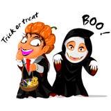 Малыши хеллоуина Стоковое Фото