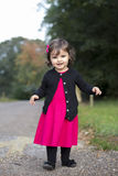 Малыш - значок моды Стоковая Фотография