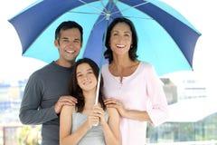 малыш одно семьи счастливый Стоковое Изображение RF