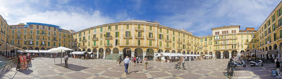 Мальорка, Майорка, Балеарские острова, Испания Стоковое Фото