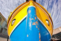 Мальта - Marsaxlockk Стоковое фото RF