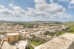 Мальтийсное Vilage стоковое фото