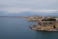 Мальтийсные место прибытия и парк Стоковые Фотографии RF