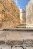Мальтийсные улицы стоковая фотография