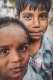 мальчики индийские Стоковые Изображения RF