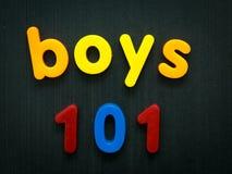 Мальчики 101 Стоковые Изображения RF