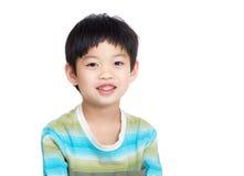Мальчик Азии стоковые фото