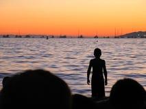 Смотрите на волну Стоковая Фотография RF