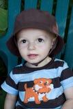 Мальчик лета Стоковое фото RF