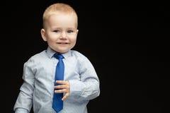 Мальчик дела Стоковое Фото