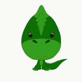 мальчик динозавра Стоковые Изображения RF