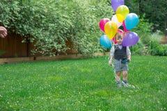 Мальчик малыша Стоковое Изображение