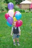 Мальчик малыша Стоковая Фотография