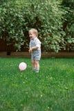 Мальчик малыша Стоковые Изображения RF