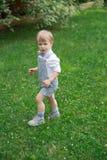 Мальчик малыша Стоковое Фото