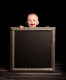 Мальчик 5 месяцев старый Стоковое Изображение RF