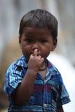 Мальчик рудоразборки носа Стоковые Фотографии RF