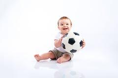 мальчик счастливый немногая Стоковые Фотографии RF