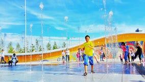мальчик счастливый Стоковые Изображения RF