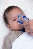 Мальчик с прокладкой Стоковое Изображение RF