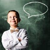 Мальчик школы Стоковая Фотография RF