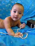 мальчик newborn Стоковые Фотографии RF
