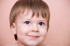 Мальчик Smailing Стоковое Фото