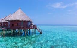 Мальдивские острова Атолл Ari Стоковое Изображение