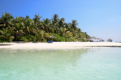 Мальдивские острова Стоковые Фото