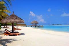 Мальдивские острова Стоковые Фотографии RF