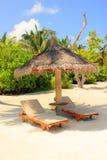 Мальдивские острова Стоковые Изображения