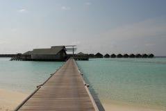 Мальдивские острова Стоковые Изображения RF