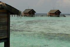 Мальдивские острова Стоковое Фото